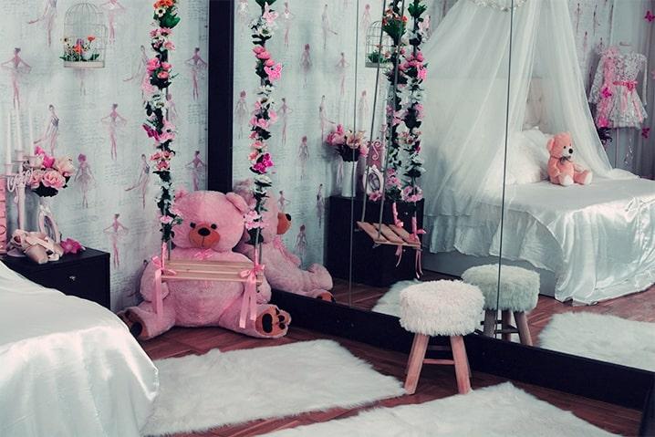 Ballerina Room camera tematica