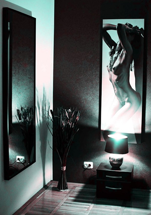 Classy room camera tematica